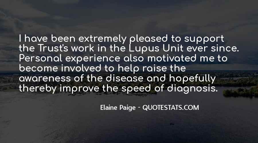 Elaine Paige Quotes #319136