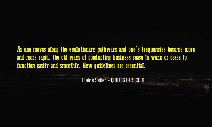 Elaine Seiler Quotes #1538875