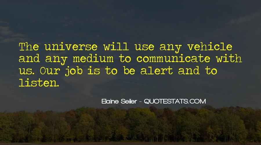 Elaine Seiler Quotes #1812679