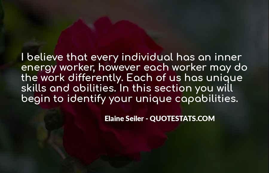 Elaine Seiler Quotes #1816946