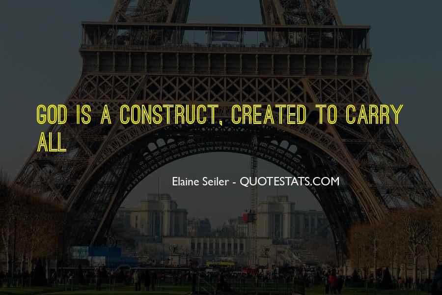 Elaine Seiler Quotes #1852589
