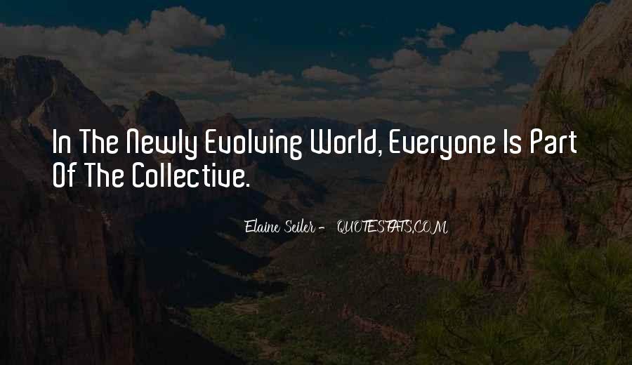 Elaine Seiler Quotes #275156