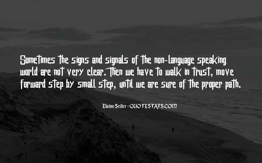 Elaine Seiler Quotes #566850