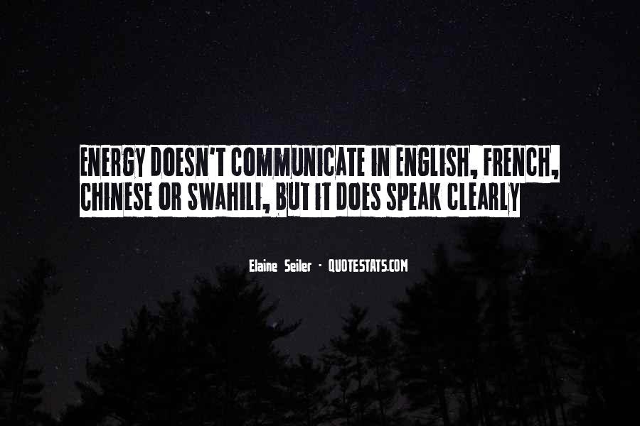 Elaine Seiler Quotes #598668