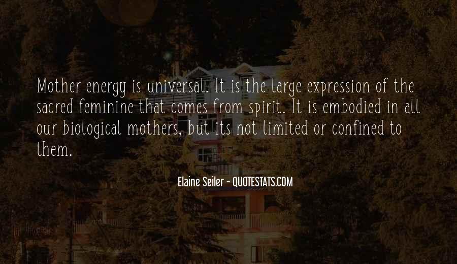 Elaine Seiler Quotes #648796