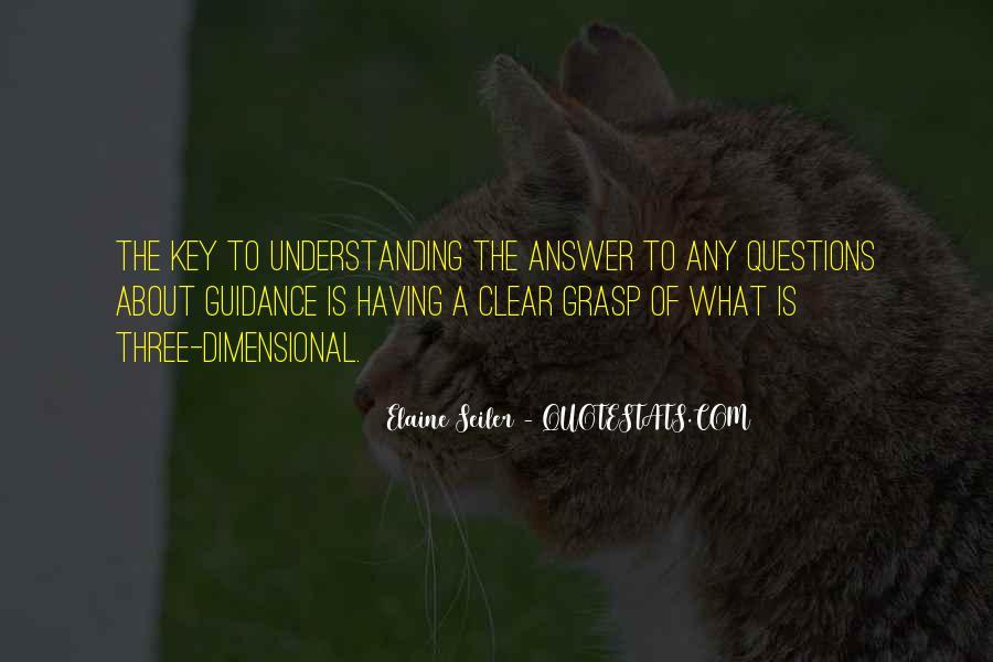 Elaine Seiler Quotes #88949
