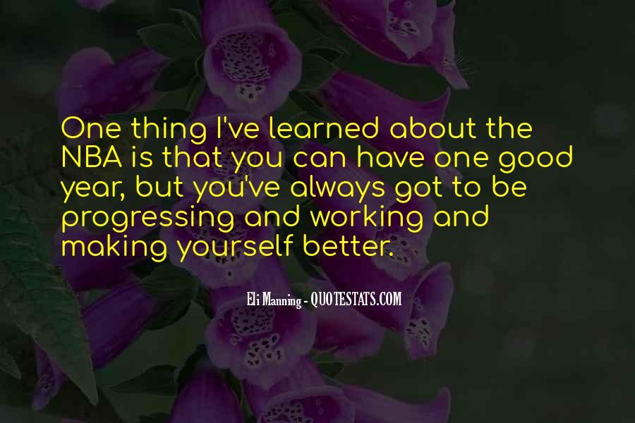 Eli Manning Quotes #1084667