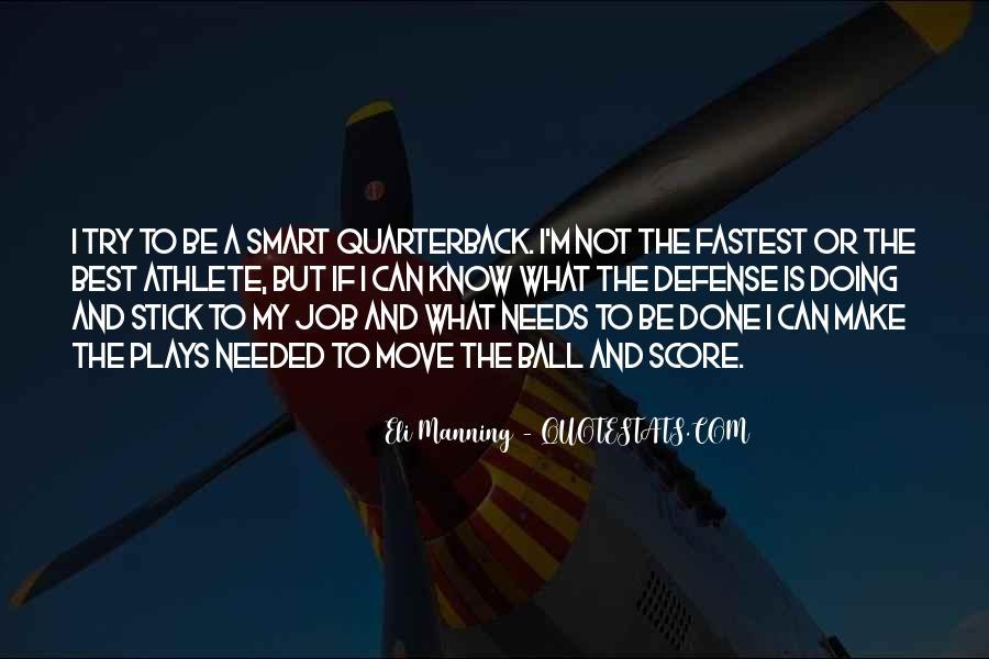 Eli Manning Quotes #1224652