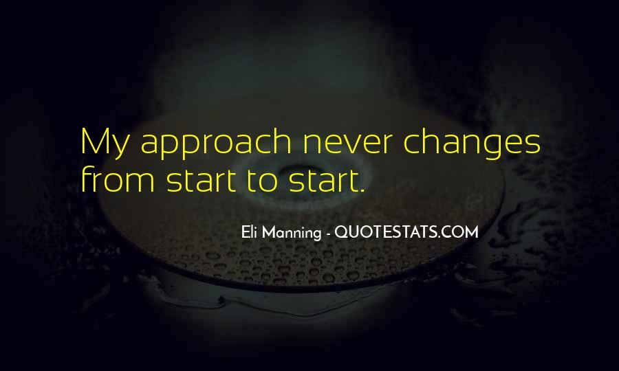 Eli Manning Quotes #1613915
