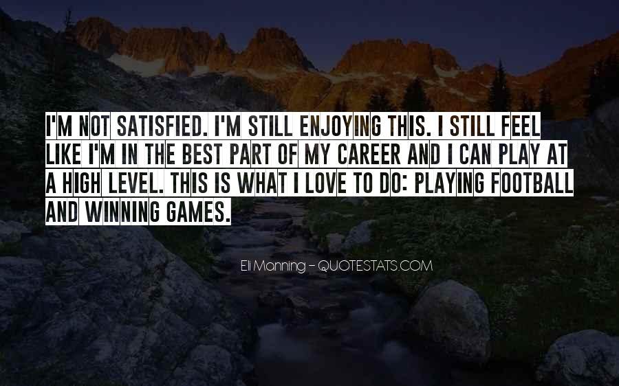 Eli Manning Quotes #1624320
