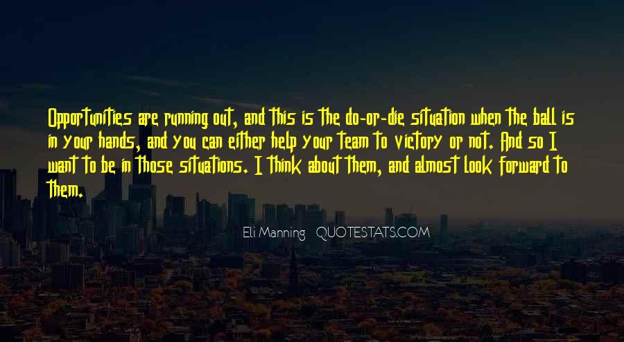 Eli Manning Quotes #1772303