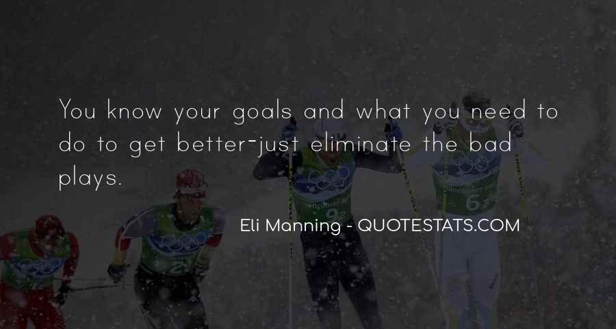 Eli Manning Quotes #1781892