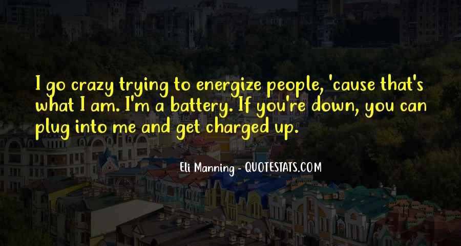 Eli Manning Quotes #27339