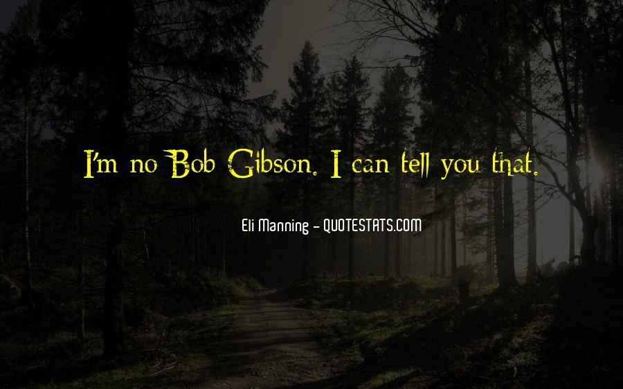 Eli Manning Quotes #344527