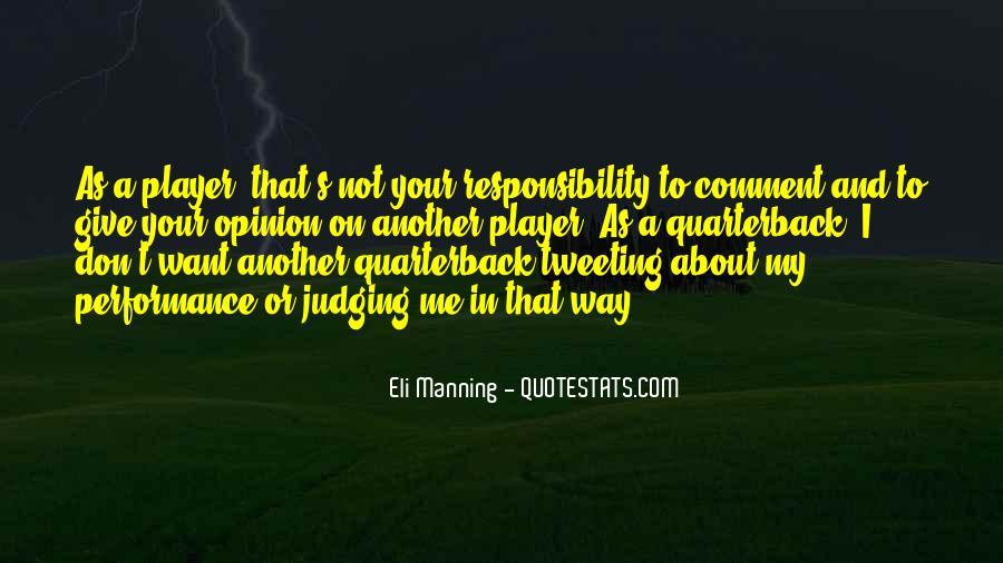 Eli Manning Quotes #641261