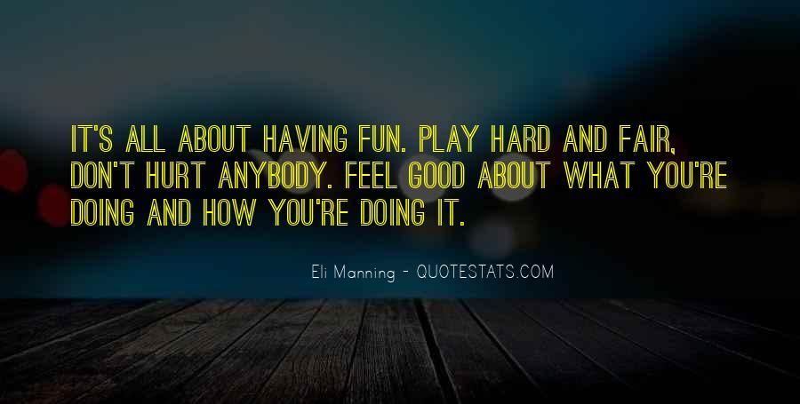 Eli Manning Quotes #647339