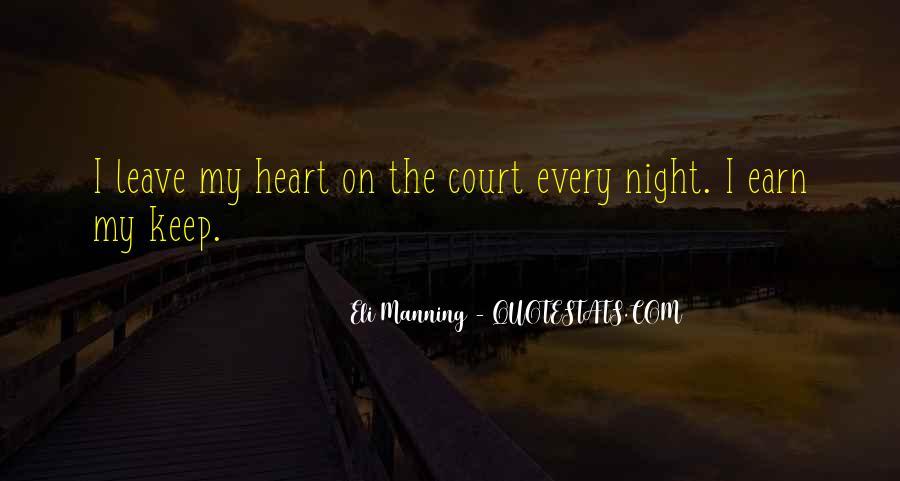 Eli Manning Quotes #930339