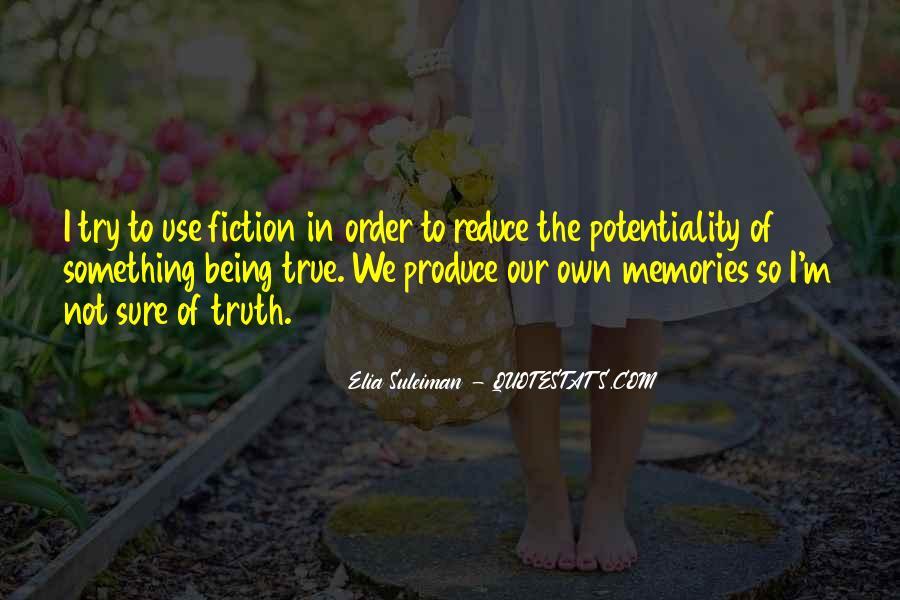 Elia Suleiman Quotes #1449688
