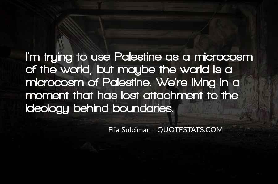 Elia Suleiman Quotes #167163