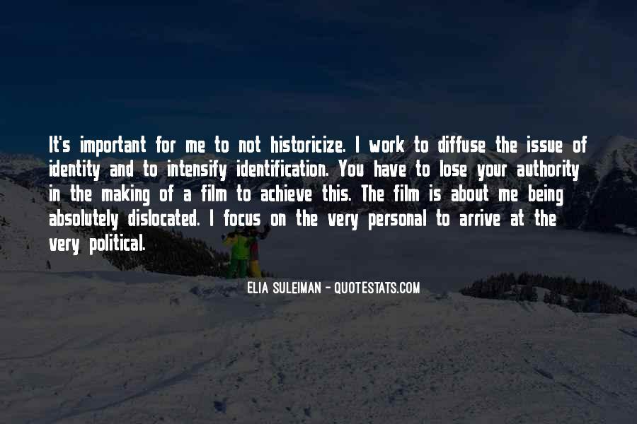 Elia Suleiman Quotes #1711933