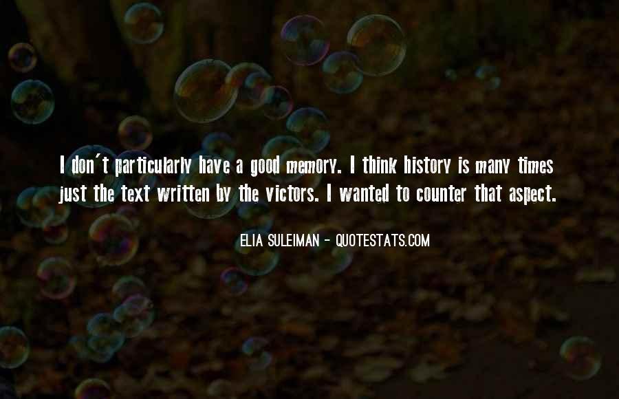 Elia Suleiman Quotes #966663