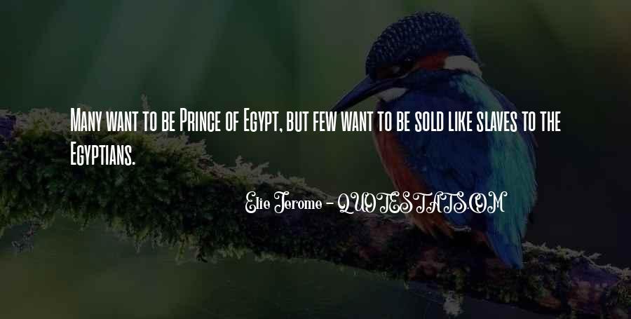 Elie Jerome Quotes #1641138