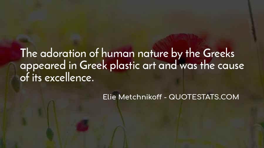 Elie Metchnikoff Quotes #1022471