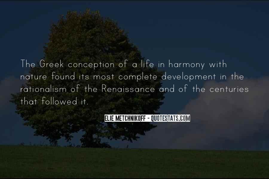 Elie Metchnikoff Quotes #65685