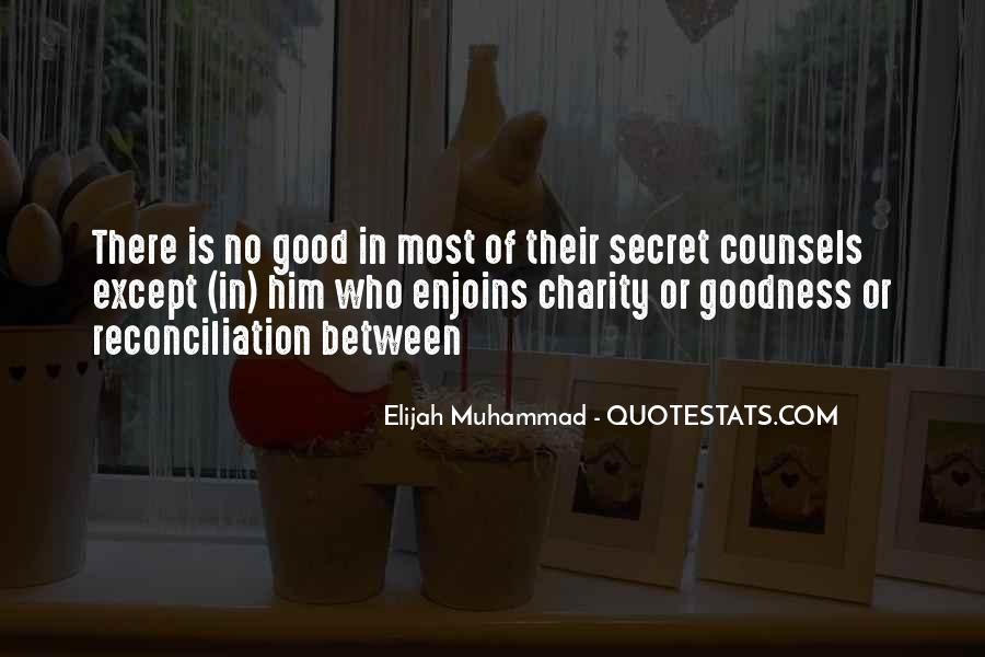 Elijah Muhammad Quotes #1012262