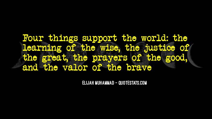 Elijah Muhammad Quotes #1042107