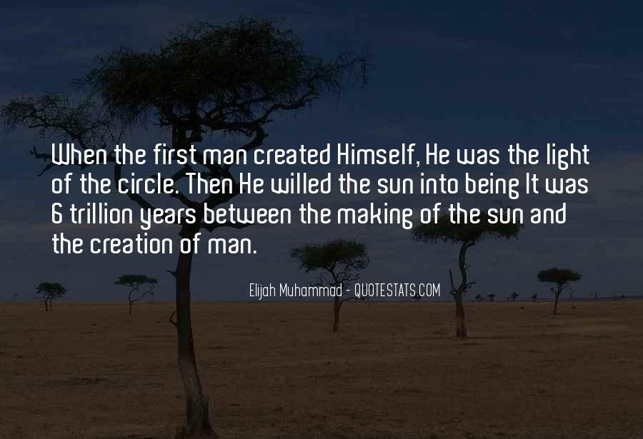 Elijah Muhammad Quotes #1051610