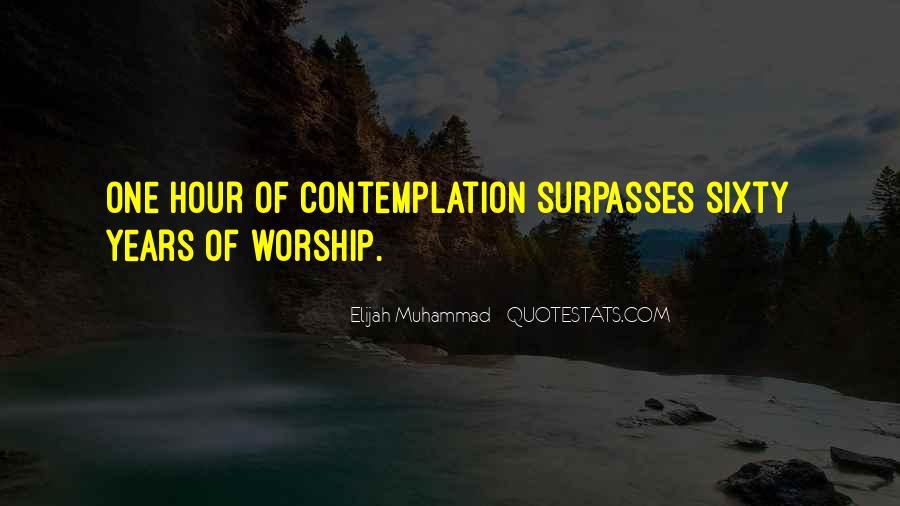 Elijah Muhammad Quotes #1758283