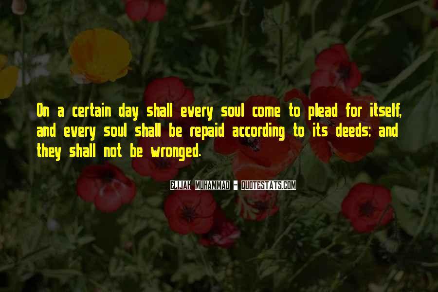 Elijah Muhammad Quotes #1783919