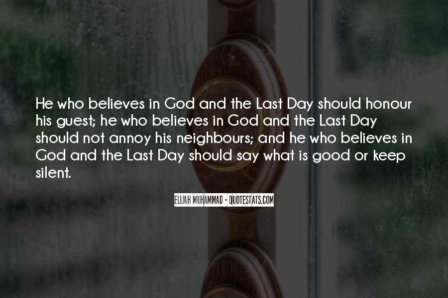 Elijah Muhammad Quotes #302542