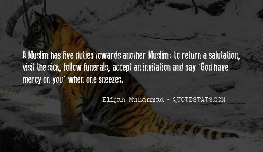 Elijah Muhammad Quotes #536480
