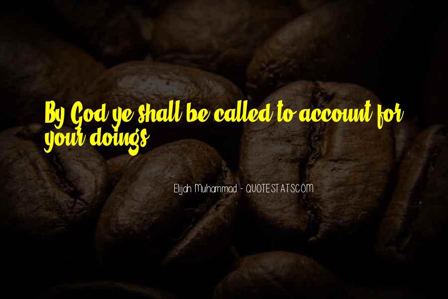 Elijah Muhammad Quotes #718251
