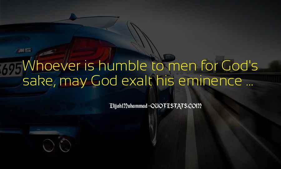 Elijah Muhammad Quotes #979971