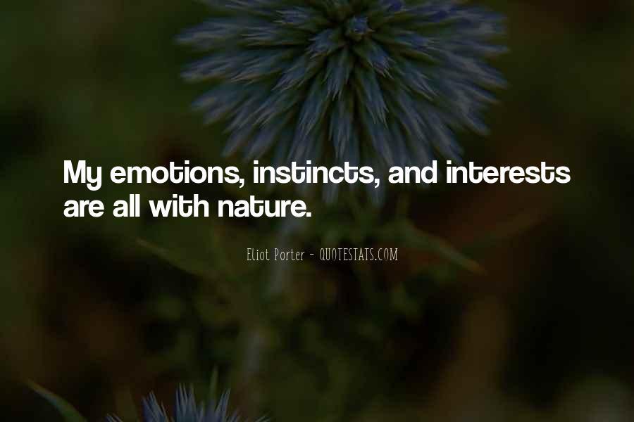 Eliot Porter Quotes #1401741