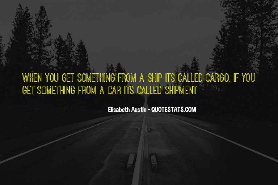 Elisabeth Austin Quotes #134272