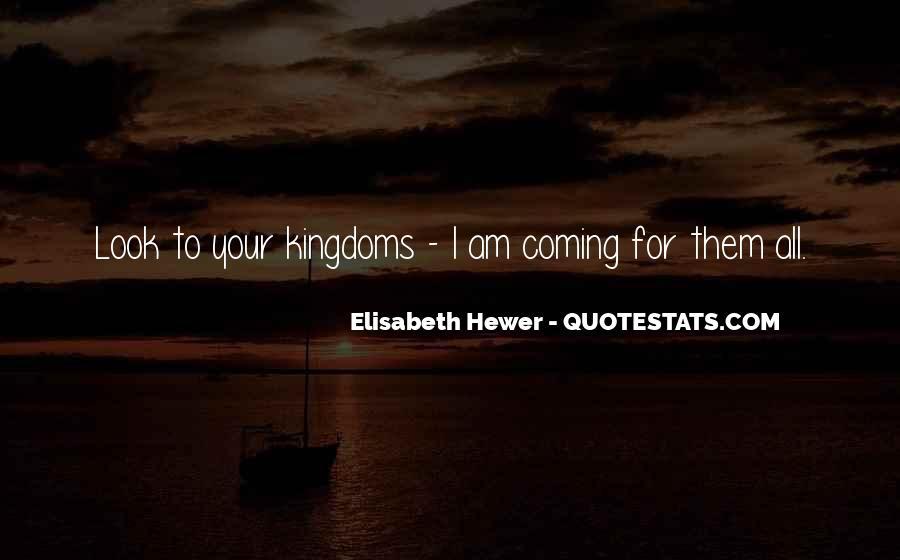 Elisabeth Hewer Quotes #1160998