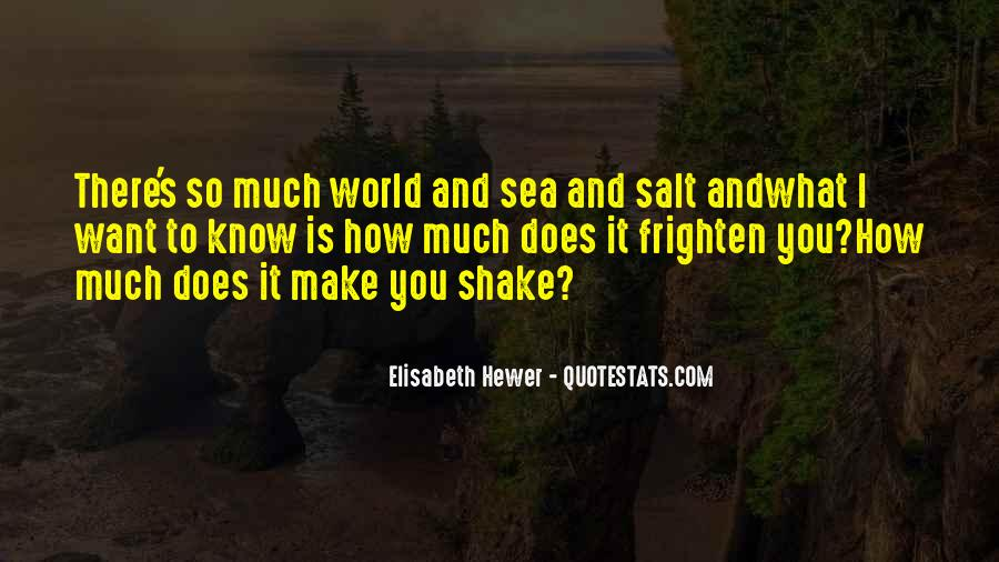 Elisabeth Hewer Quotes #591267