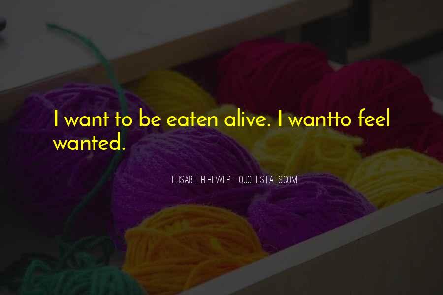 Elisabeth Hewer Quotes #768071