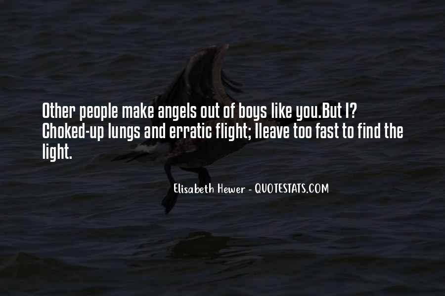 Elisabeth Hewer Quotes #884656