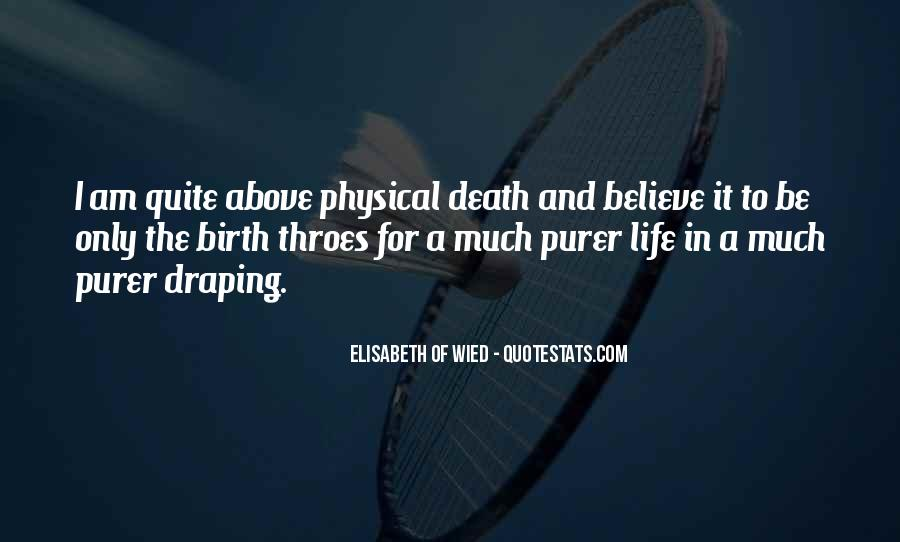 Elisabeth Of Wied Quotes #909661