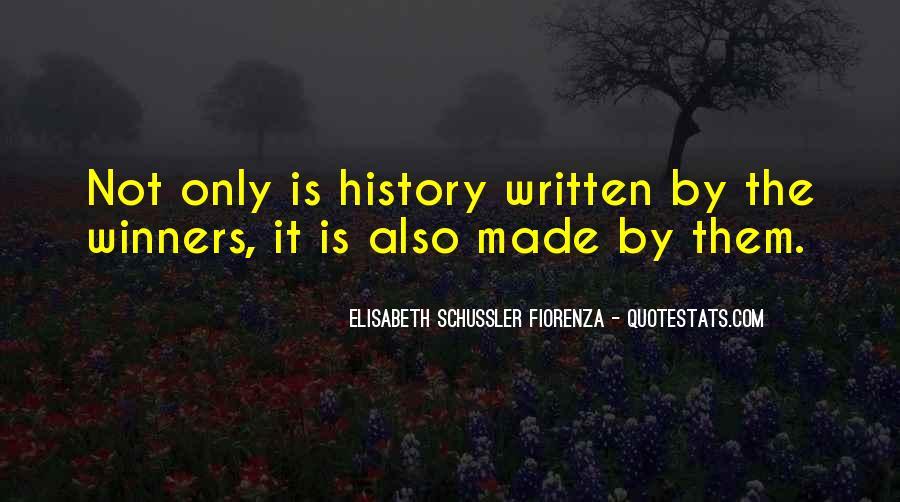 Elisabeth Schussler Fiorenza Quotes #1670235