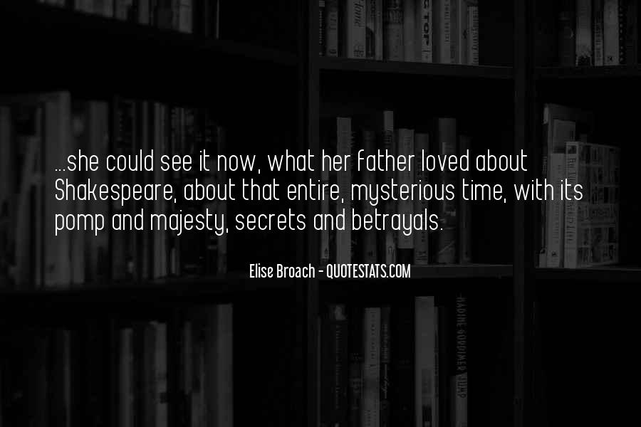 Elise Broach Quotes #1068212