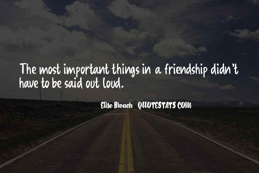 Elise Broach Quotes #114534