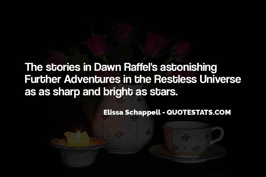 Elissa Schappell Quotes #1467067