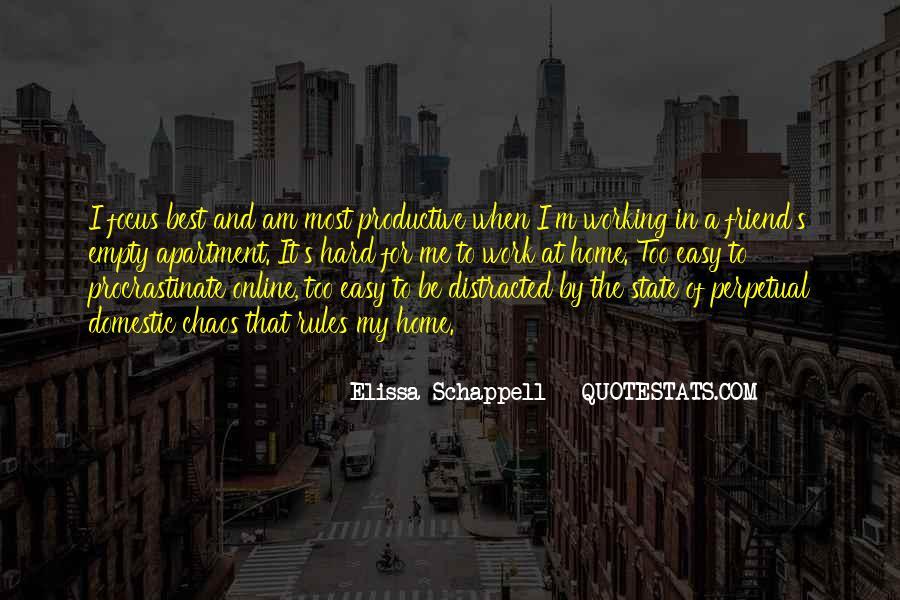 Elissa Schappell Quotes #96398
