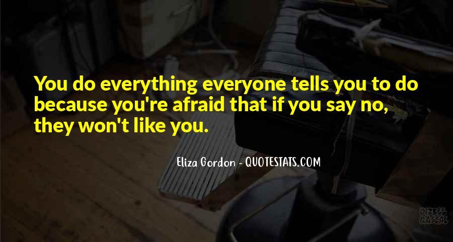 Eliza Gordon Quotes #1337978